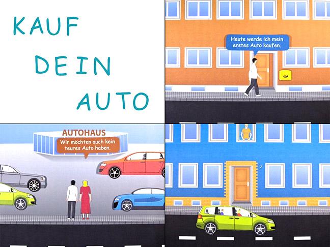 Bild für die Seite Animation